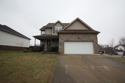 Clarksville Single Family Home For Sale: 167 Cloe Ct