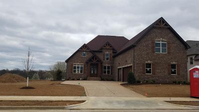 Sumner County Single Family Home Under Contract - Not Showing: 120 Nogs Garden