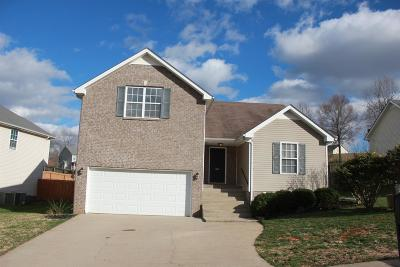 Single Family Home For Sale: 938 Cobbler Dr