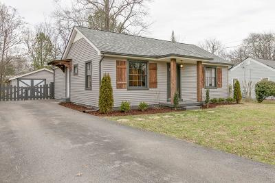 Franklin Single Family Home For Sale: 422 Green Acres Dr