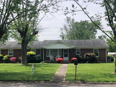 Lawrenceburg Single Family Home For Sale: 601 5th St