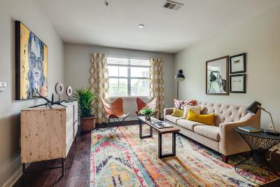 East Nashville Condo/Townhouse Under Contract - Showing: 1122 Litton Ave