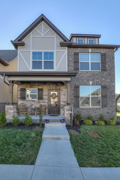 Nolensville TN Single Family Home For Sale: $357,895