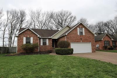 Old Hickory Single Family Home For Sale: 669 Kingsway Dr