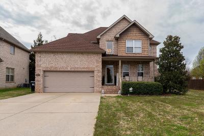 Murfreesboro Single Family Home For Sale: 3004 Brookside Path