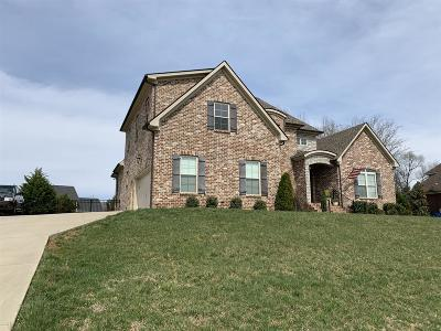 Murfreesboro Single Family Home For Sale: 616 Tybarber Ave