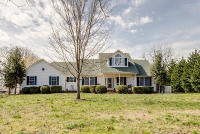 Summertown Single Family Home Under Contract - Showing: 172 Caldwell Road