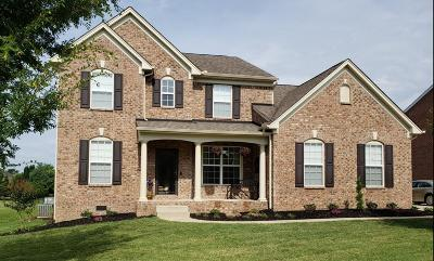 Hendersonville Single Family Home Under Contract - Showing: 1026 Avery Trace Cir
