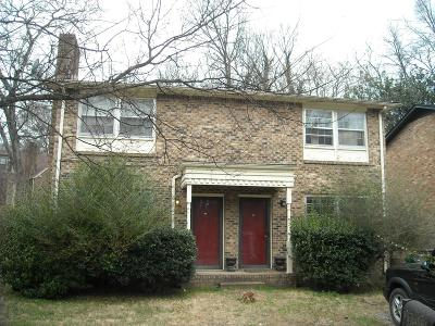 Nashville Multi Family Home For Sale: 4117 Rockdale Ave