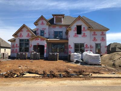 Thompson's Station, Thompsons Station Single Family Home Under Contract - Not Showing: 1582 Bunbury Dr. (347)