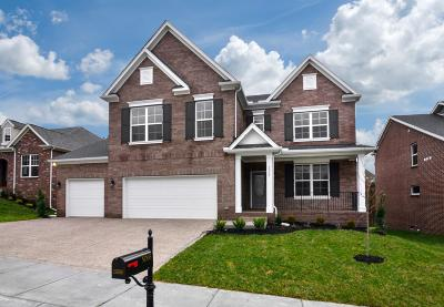Mount Juliet Single Family Home Under Contract - Not Showing: 5068 Lot #447 Winslow Drive