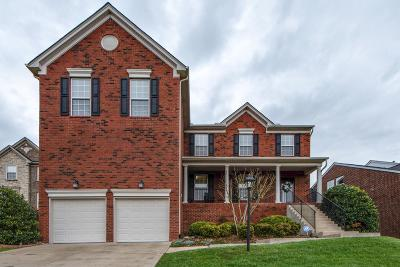 Nashville Single Family Home For Sale: 3608 Fairmeadows Ct