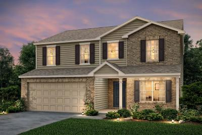 Lebanon Single Family Home Under Contract - Showing: 1703 Red Clay Drive- Lot 857