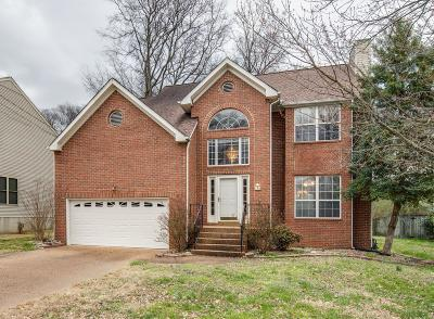 Hendersonville Single Family Home Under Contract - Showing: 123 E Harbor