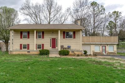 Columbia Single Family Home For Sale: 204 Stonewall Rd