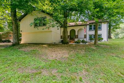 Hendersonville Single Family Home For Sale: 121 Woodvale Dr