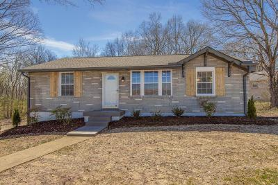 Nashville Single Family Home For Sale: 522 Stewarts Ferry Pike