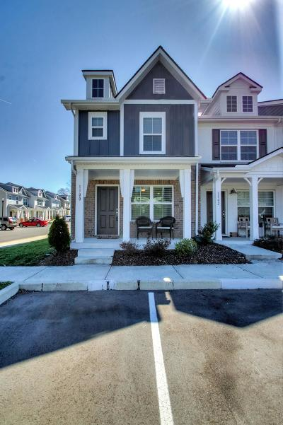 Nashville Condo/Townhouse For Sale: 1100 Lilly Valley Way