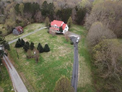Centerville Single Family Home For Sale: 574 Chessor Rd