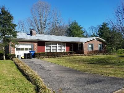 Maury County Single Family Home For Sale: 105 Fairview Dr