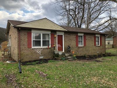 Bradyville Single Family Home For Sale: 775 Dickens Hill Rd