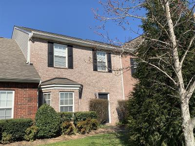 Franklin Condo/Townhouse For Sale: 1143 Magnolia Dr