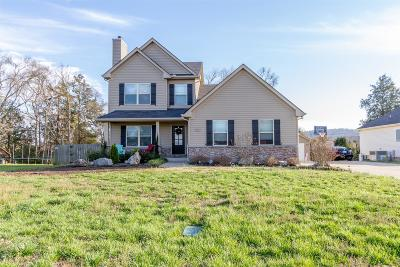 Murfreesboro Single Family Home For Sale: 1109 Pinnacle Hills Dr