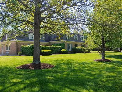 Murfreesboro Single Family Home For Sale: 718 N Rutherford Blvd