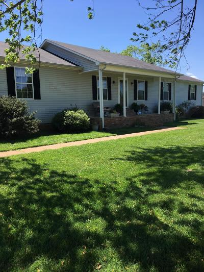 Marshall County Single Family Home For Sale: 1303 Horseshoe Dr