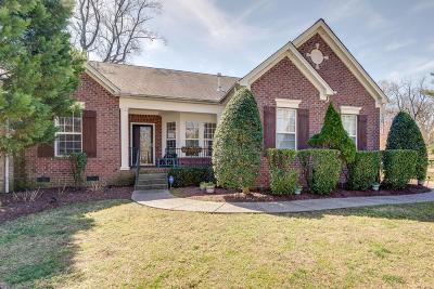 Nashville Single Family Home For Sale: 3900 Albert Dr