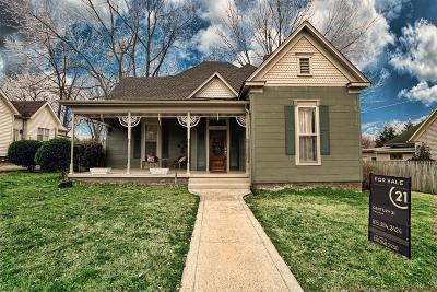 Robertson County Single Family Home For Sale: 211 N Main St