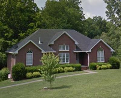 Robertson County Single Family Home Under Contract - Not Showing: 2030 Linnwood Way