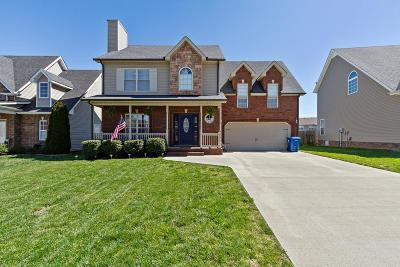 Fields Of Northmeade Single Family Home Under Contract - Not Showing: 1141 Chinook Cir