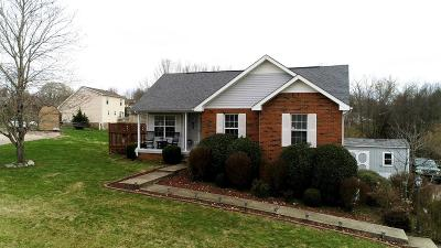 Clarksville Single Family Home Under Contract - Showing: 969 Trey Phillips Dr