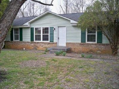 Clarksville Single Family Home For Sale: 388 Louise Ln