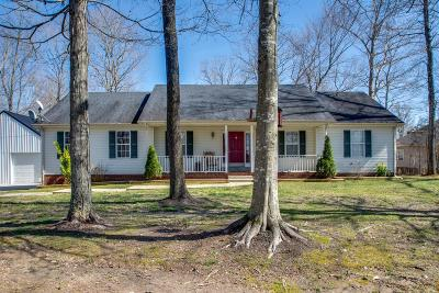 Fairview Single Family Home For Sale: 972 Williamson County Line Rd