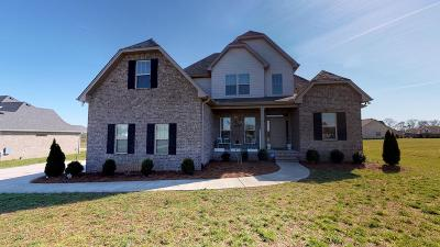 Gallatin Single Family Home Under Contract - Showing: 1095 Caballo Trl