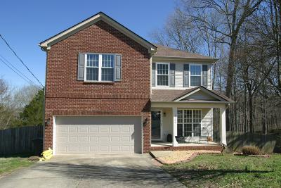 Mount Juliet Single Family Home For Sale: 1104 Cami Ct