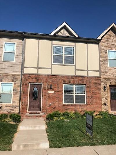 Clarksville Condo/Townhouse Under Contract - Showing: 156 Matheson Dr