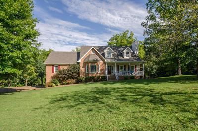 Cottontown Single Family Home For Sale: 1001 Cherry Springs Dr