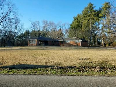Christian County Single Family Home Under Contract - Not Showing: 545 S Main Street