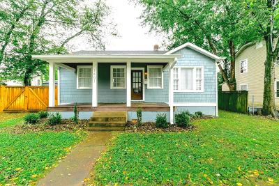 Old Hickory Single Family Home For Sale: 1401 Bryan St