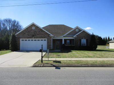 Lebanon Single Family Home Under Contract - Not Showing: 1468 Woodside Drive