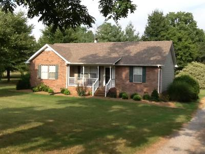 Portland TN Single Family Home For Sale: $189,900