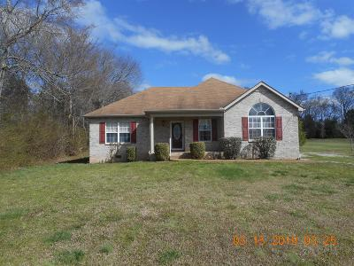 Marshall County Single Family Home Under Contract - Not Showing: 4611 Smiley Rd