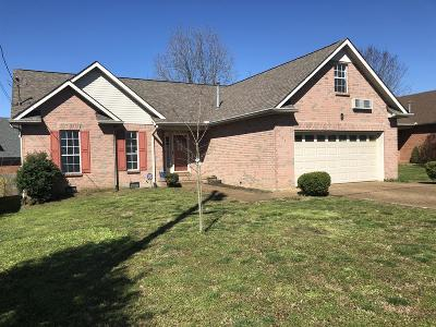 Hendersonville Single Family Home For Sale: 104 Dogwood Pl