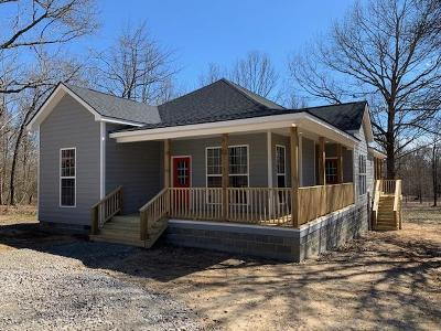Nunnelly Single Family Home Under Contract - Showing: 8037 Oak Springs Rd