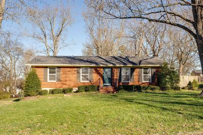 Columbia Single Family Home For Sale: 2308 Cornelia Dr
