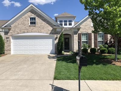 Mount Juliet Single Family Home For Sale: 127 Privateer Ln