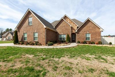 Murfreesboro Single Family Home Under Contract - Showing: 2915 June Bug Dr